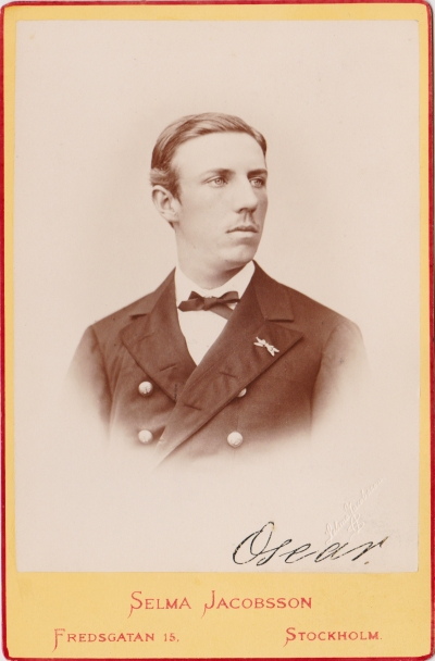 Prinssi Oscar, Gotlannin herttua