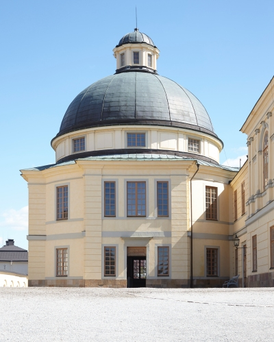 Prinsessa Leonoren kastejuhla, ristiäiset - Drottningholmin linnan kappeli, kirkko