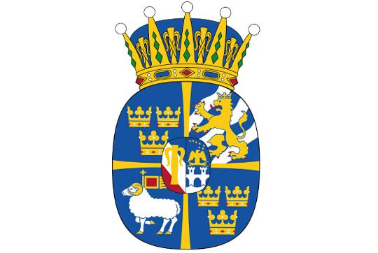 Ruotsin prinsessa Leonoren vaakuna
