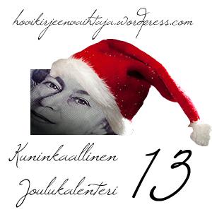 Kuninkaalliset Joulu - Hovikirjeenvaihtajan kuninkaallinen joulukalenteri - Ruotsin kruununprinsessa Victoria ja Tanskan kuningatar Margareeta Lucia-neitoina
