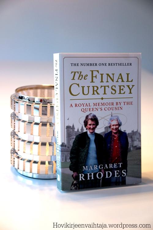 Kuninkaalliset: The Final Curtsey -Margaret Rhodes, kirja-arvio, kuningatar Elisabet