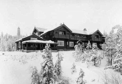 Kuninkaallinen joulu - Norjan kuningasperheen joulu, Kongsseteren