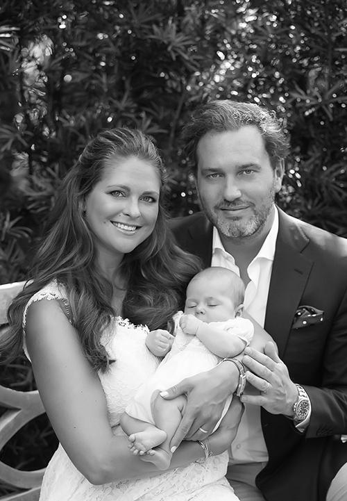 Prinsessa Madeleine raskaana - prinsessa Madeleine, prinsessa Leonore ja Chris O'Neill, Ruotsin kuninkaalliset