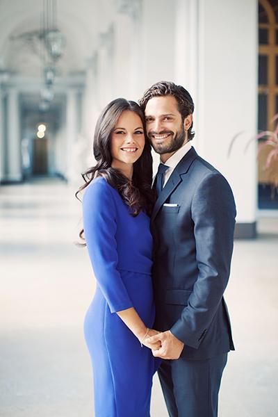 Ruotsin prinssi Carl Philipin ja Sofia Hellqvistin häät