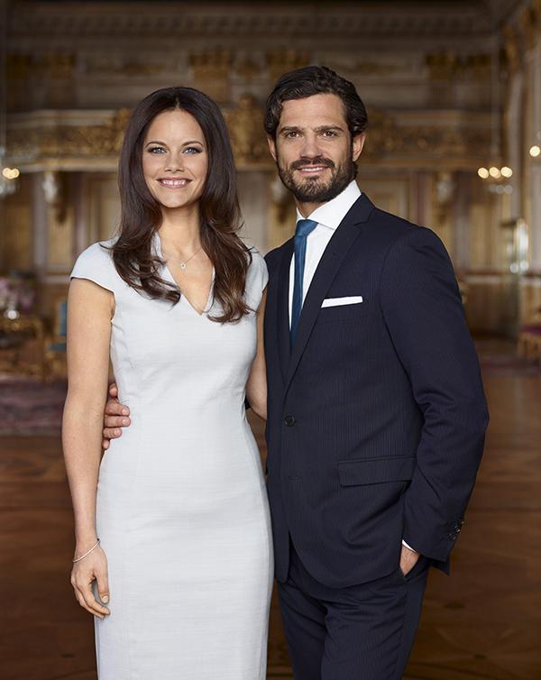 Kuninkaalliset häät, Ruotsin prinssi Carl Philip ja Sofia Hellqvist, Tukholma, Hovikirjeenvaihtaja