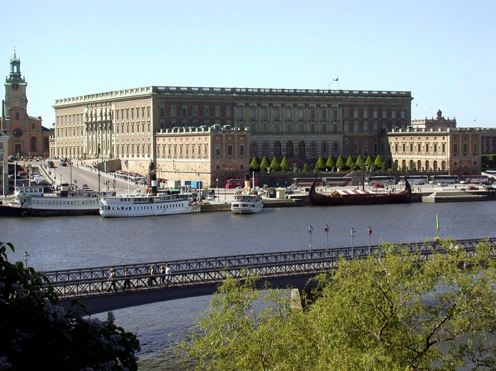 Kuninkaanlinna, Tukholma, Kuninkaalliset häät, prinssi Carl Philip ja Sofia Hellqvist