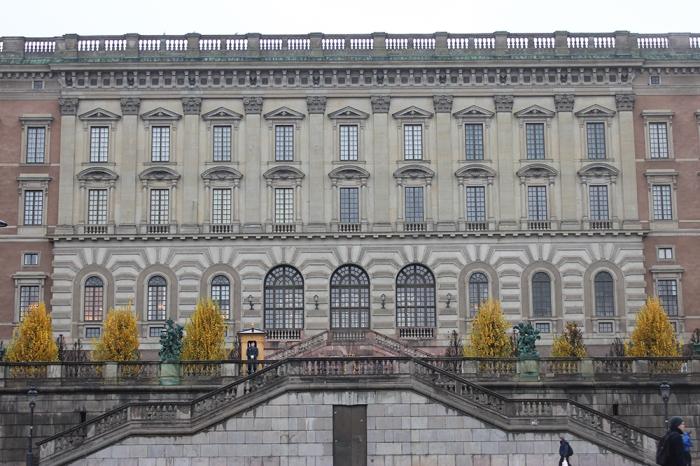Kuninkaanlinna, Vita Havet,Ruotsin kuninkaalliset häät, prinssi Carl Philip, Sofia Hellqvist, Hovikirjeenvaihtaja
