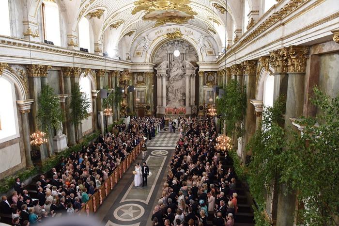 Ruotsin prinssi Carl Philipin ja Sofia Hällqvistin, prinsessa Sofian häät, kuninkaalliset, hovikirjeenvaihtaja