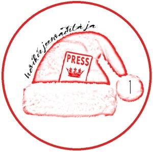 Kuninkaallinen joulukalenteri, kuninkaalliset, hovikirjeenvaihtaja, Prinsessa Estelle, kruununprinsessa Victoria