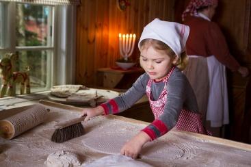Prinsessa Estelle, kruununprinsessa Victoria, prinssi Daniel, joulukuvat 2015, joulu, hovikirjeenvaihtaja
