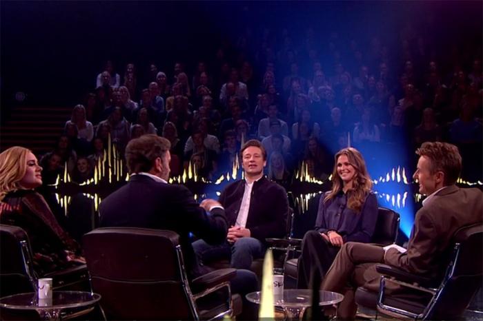 Ruotsin prinsessa Madeleinen ja Chris O'Neillin haastattelu Skavlan-ohjelmassa
