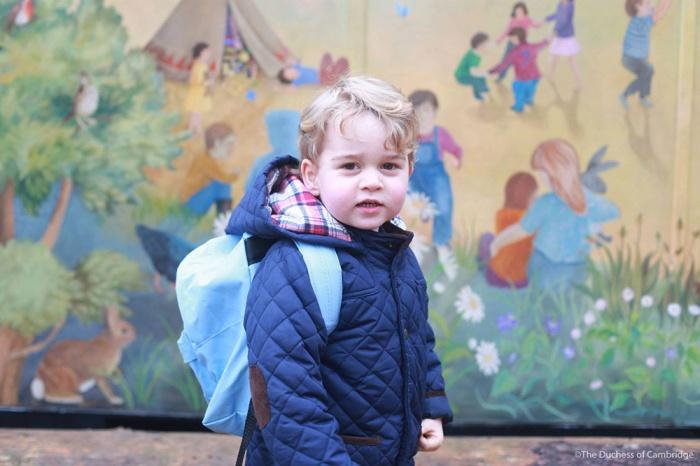 Prinssi George aloittaa montessori-päiväkodin, kuninkaalliset, Kate MIddleton, herttuatar Catherine, prinssi William, Hovikirjeenvaihtaja