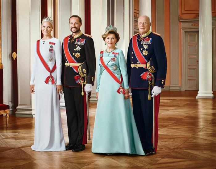 Norjan kuningasperhe