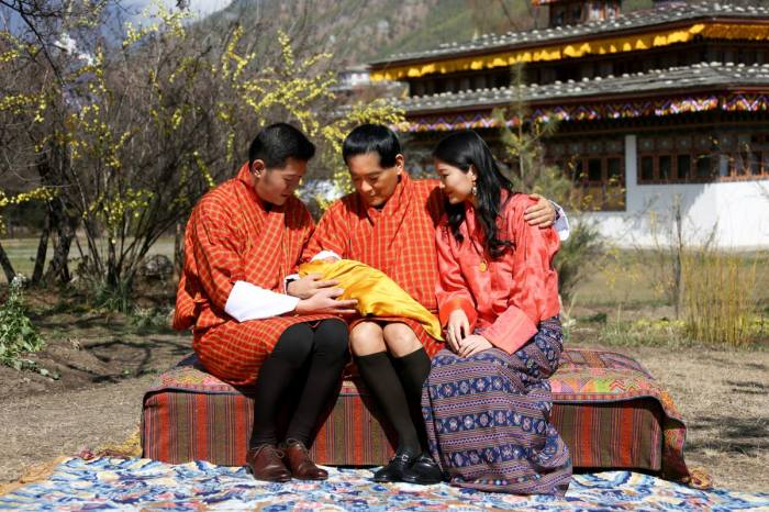©  His Majesty King Jigme Khesar Namgyel Wangchuck - Facebook