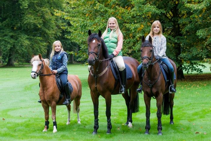Alankomaiden prinsessa Catharina-Amalia, prinsessa Alexia, prinsessa Ariane, kuninkaalliset, Hovikirjeenvaihtaja
