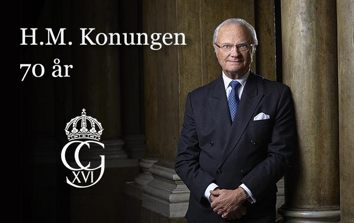 Ruotsin kuningas Kaarle Kustaan syntymäpäivä, televisiointi, kuninkaalliset, Hovikirjeenvaihtaja