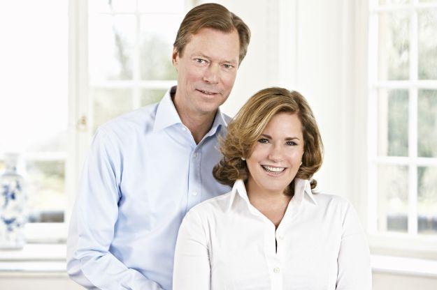 Luxemburgin suurherttua Henri ja suurherttuatar Maria Teresa valtiovierailulle Suomeen, kuninkaalliset, hovikirjeenvaihtaja