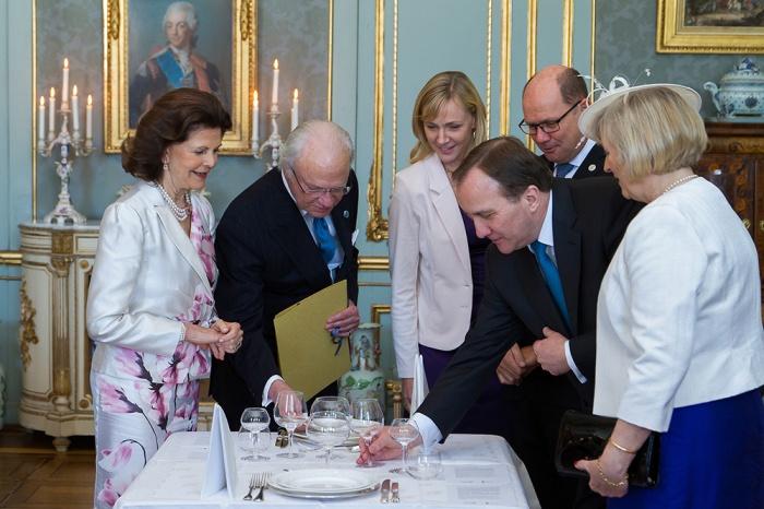 Ruotsin kuningas Kaarle Kustaan syntymäpäivä