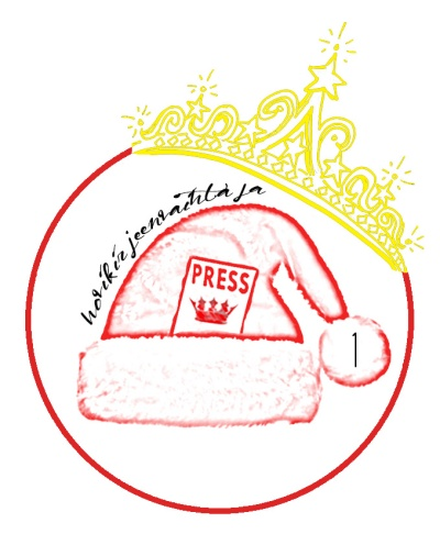 Kuninkaallinen joulukalenteri, Hovikirjeenvaihtaja