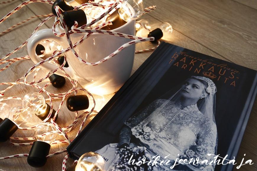 Blogiarvonta, jouluarvonta, kuninkaalliset, Hovikirjeenvaihtaja, Gill Paul Kuninkaallisia rakkaustarinoita, Tammi