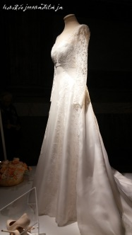 Ruotsin prinsessa Sofian hääpuku, kuninkaalliset hääpuvut, kuninkaallinen hääpukunäyttely, Kungliga brudklänningar, Tukholma