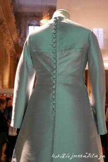 Ruotsin prinsessa Lilianin hääpuku, kuninkaalliset hääpuvut, kuninkaallinen hääpukunäyttely, Kungliga brudklänningar, Tukholma