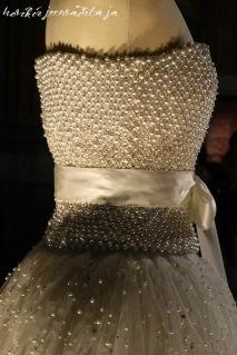 Ruotsin prinsessa Madeleinen hääpuku, kuninkaalliset hääpuvut, kuninkaallinen hääpukunäyttely, Kungliga brudklänningar, Tukholma, Princess Madeleine's wedding gown, wedding dress exhibition Stockholm, nina ricci