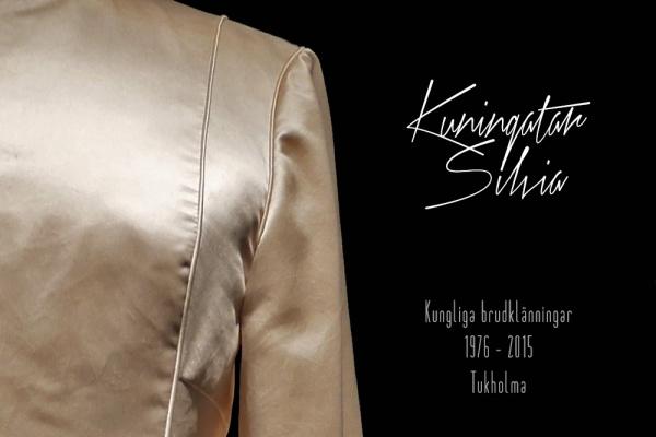 Ruotsin kuningatar Silvian hääpuku, kuninkaalliset hääpuvut, kuninkaallinen hääpukunäyttely, Kungliga brudklänningar, Tukholma, Queen Silvia's wedding gown, wedding dress exhibition Stockholm
