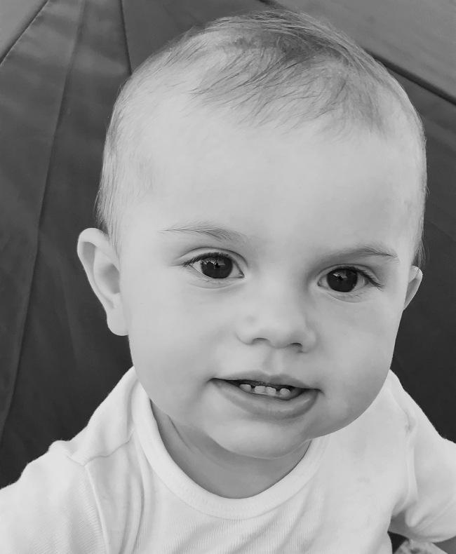 Ruotsin prinssi Oscar, syntymäpäivä, 1 vuotta, kruununprinsessa Victoria