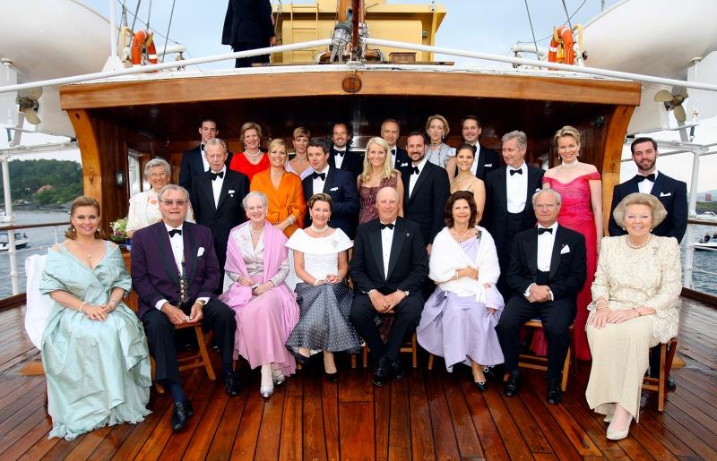 Norjan kuningatar Sonjan 70-vuotissyntymäpäivät 2007