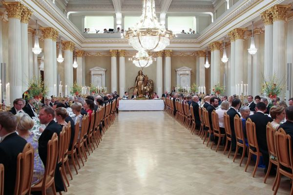 Pohjoismaalaiset kuninkaalliset Suomessa kesäkuussa, Tanskan kuningatar Margareeta, Ruotsin kuningas Kaarle Kustaa ja kuningatar Silvia, sekä Norjan kuningas Harald ja kuningatar Sonja Helsingissä 1.6., Suomi100, Hovikirjeenvaihtaja