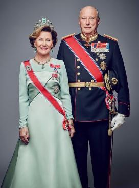 Norjan kuningas Haraldin ja kuningatar Sonjan syntymäpäivä