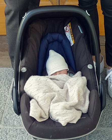 Ruotsin prinsessa Sofia ja prinssi Carl Philip toinen lapsi, uusi vauva