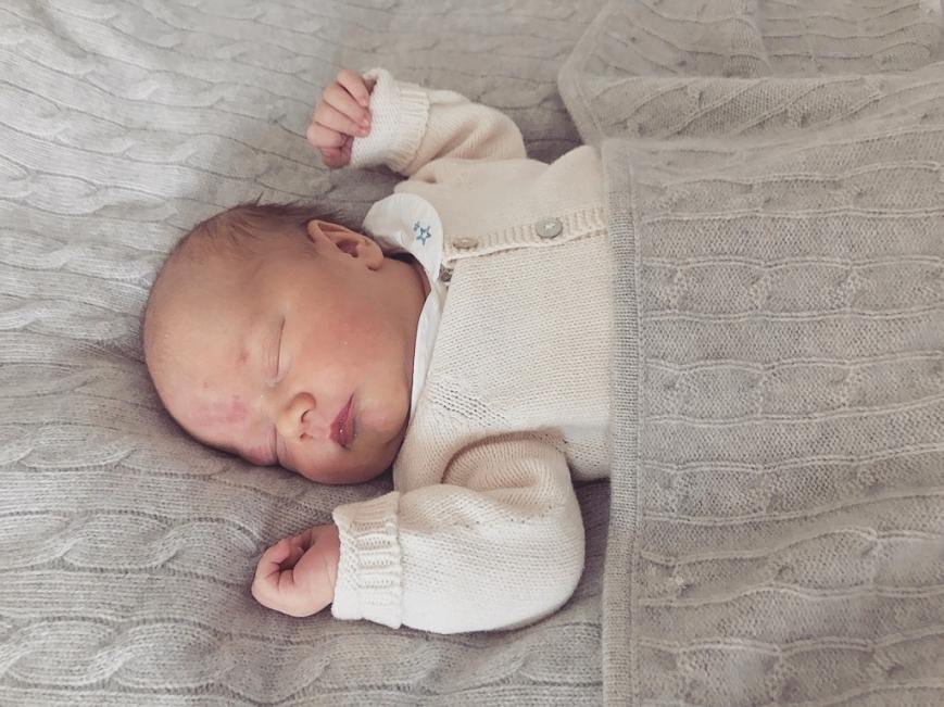 prinssi Gabriel, prinssi carl Philipin ja prinsessa Sofian vauva, ruotsin uusi prinssi