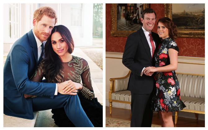 Prinssi Harryn ja Meghan Marklen häät, prinsessa Eugenien ja Jack Brooksbankin häät, kuninkaalliset häät, prinssihäät, prinsessahäät, Hovikirjeenvaihtaja