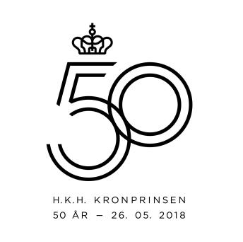 Tanskan kruununprinssi Frederik 50 vuotta, syntymäpäivä, muotokuva, kuninkaalliset, Hovikirjeenvaihtaja