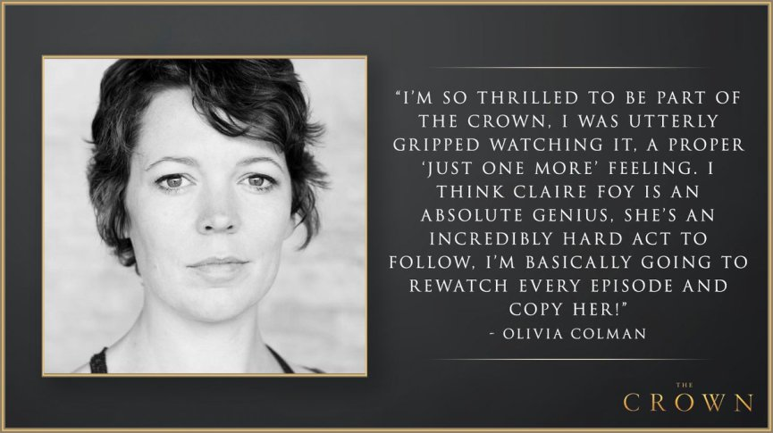 The crown kolmas tuotantokausi netflix 2019 olivia colman kuningatar Elisabet