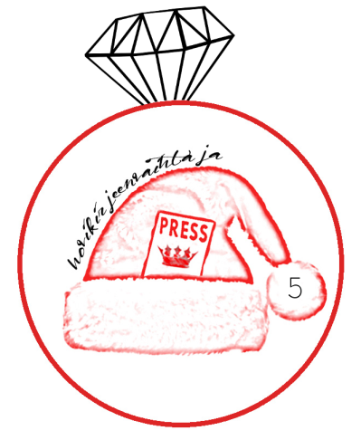 Kuninkaallinen joulukalenteri – 5. luukku