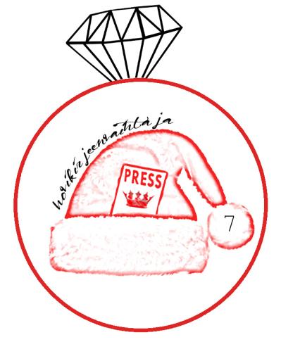 Kuninkaallinen joulukalenteri – 7. luukku