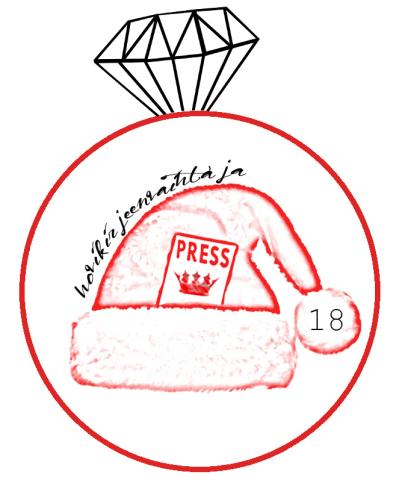 Hovikirjeenvaihtaja Kuninkaallinen joulukalenteri, kuninkaalliset, joulu