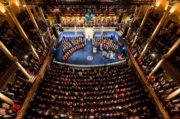 Nobel-juhlallisuudet tänään – livelähetykset ja -kommentointi!